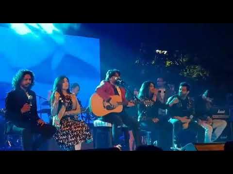 Pritam's live show at Saturday club(4)