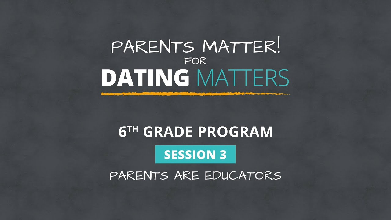 dating matters program