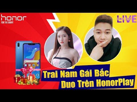 [Honor Play] Leo Rank liên quân cùng cô gái đến từ Sài Gòn