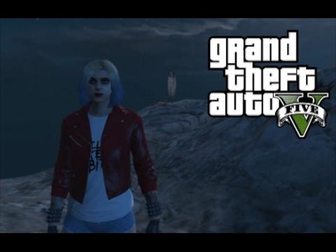 GTA 5 Online Easter Egg - Ghost girl location - YouTube