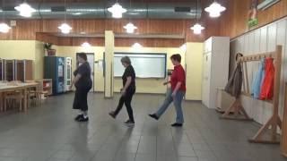 Line Dance ★ Island Dancer ★Hula Hoop