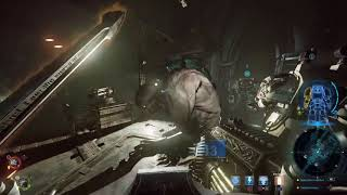 Space Hulk Deathwing PS4 Lets Play Part 4 Death To The Xenos