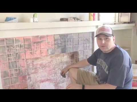 How To Remove Paint From Tiles You