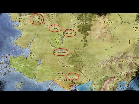 Rhoynar, People Who Lost To Dragonlords And Hid In Dorne | Essos