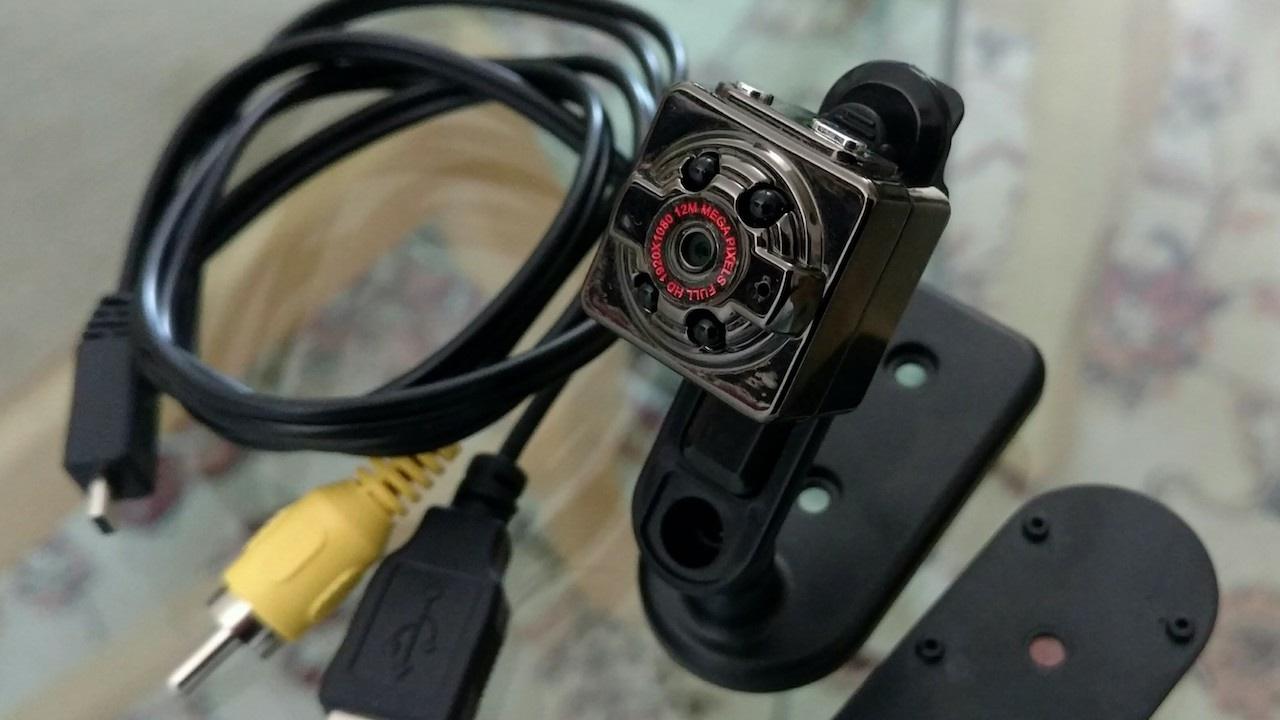 Camera SQ8 Mini DV 1080P Full HD (Gearbest) - YouTube