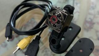Camera SQ8 Mini DV 1080P Full HD (Gearbest)