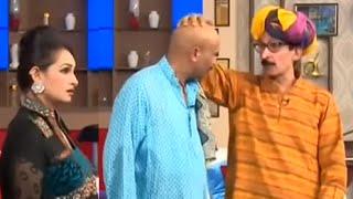 Sawa Teen 22 December 2015 - Best Punjabi Comedy Show with Iftikhar Thakur