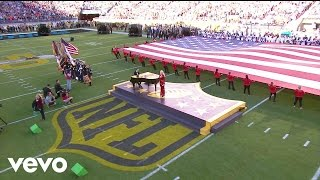 Lady Gaga - Star-Spangled Banner (Live at Super Bowl 50) Video