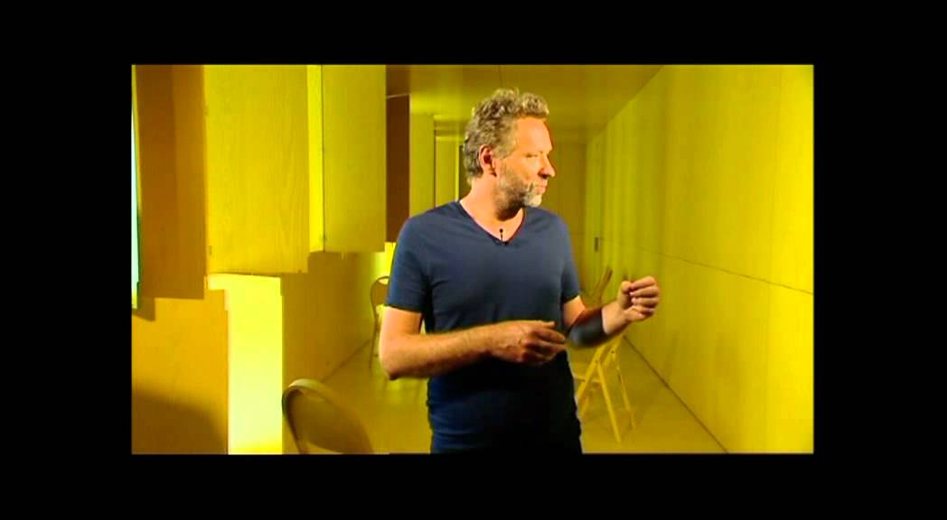 Inhuldiging stille ruimte az groeninge - Richard Venlet