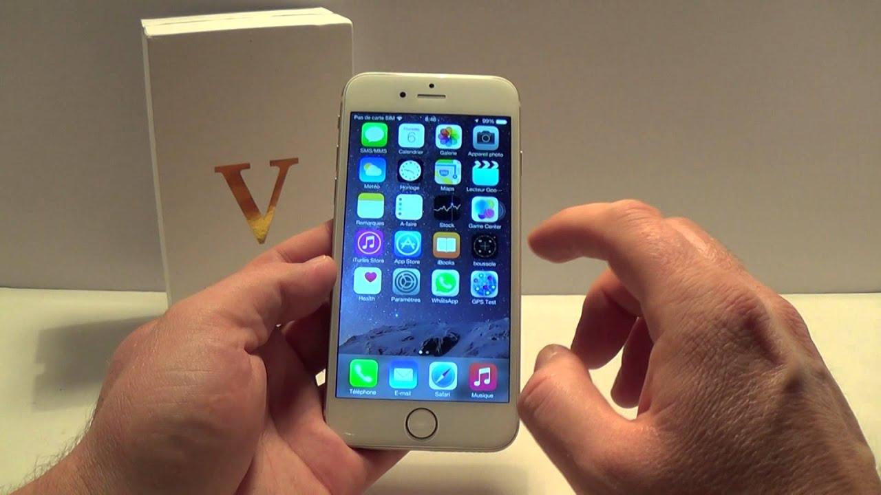 acheter iphone 6 plus moins cher