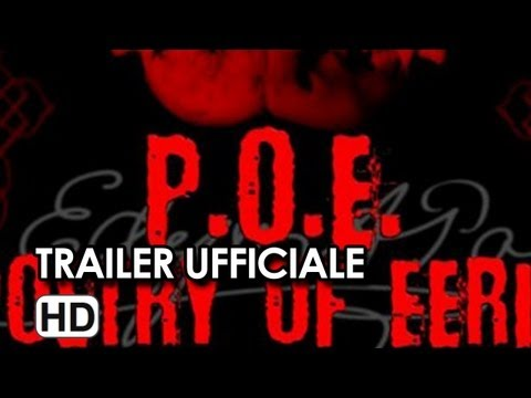 P.O.E. Poetry of Eerie Trailer Ufficiale