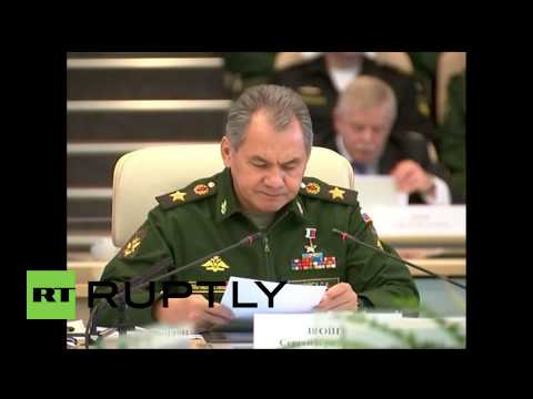 Russia: Shoigu details the new Russian arsenal