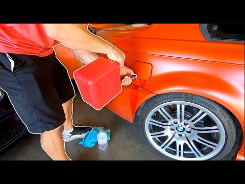 Plasti Dip On Steroids Dip Armor Testing Scratching Peeling Gasoline Ceramics Feel Youtube