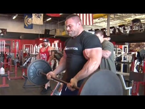Evan Centopani Biceps & Triceps Workout