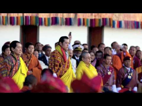 Tribute to HM Jigme Singye Wangchuck