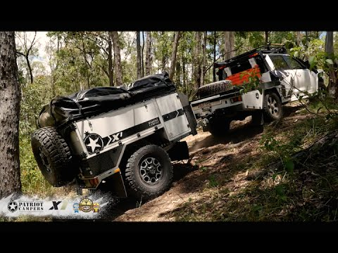Patriot Campers X1 2016 Winner Offroad Camper Trailer Of