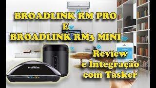 видео Broadlink rm2 rm pro