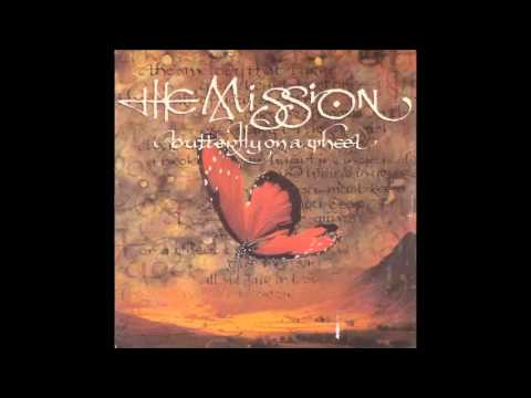 The Mission UK - Butterfly on a Wheel