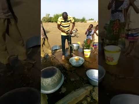 Harmattan and Rural Water Situation Field Research