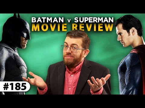 Is BATMAN v SUPERMAN Really That Bad?