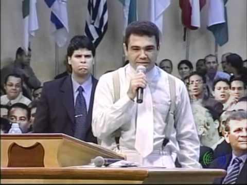 Pastor Marco Feliciano - Anjos Adoradores No Céu e Guardiões Na Terra (20º Encontro dos Gideões)