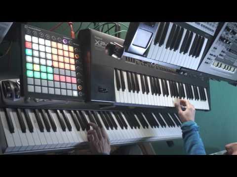 Antarctic Echoes (Vangelis) played Live