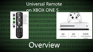Universal Media Remote(inteset int-422) Xbox One Overview