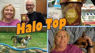 We Tried Halo Top Ice Cream!