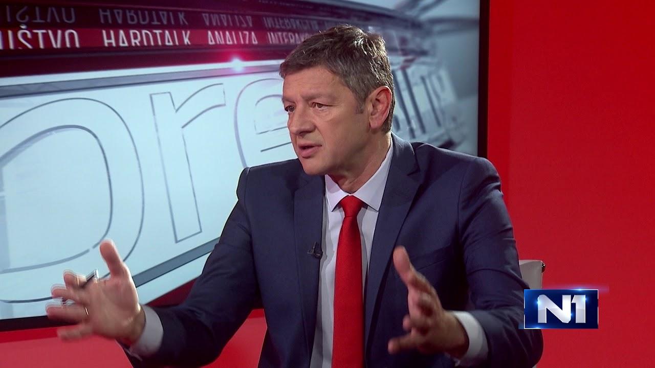 Miodrag Majić gost Pressinga (10.10.2017)