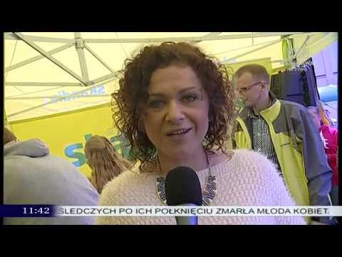 Skandia Maraton Lang Team 2014 Bytów -- relacja na żywo 11:33, TVP Regionalna