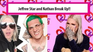 Jeffree Star and Nathan break up~Was Nathan G@y 4 pay? #fullbreakdown