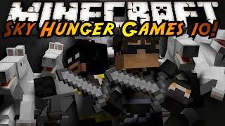 Minecraft Sky Hunger Games : THE HORSE WHISPERER!