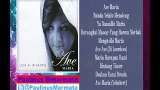 lagu katolik 11 lagu nyanyian rohani ave maria vokal lisa a riyanto