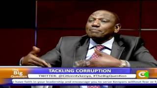 DP Ruto on the MTRH Saga