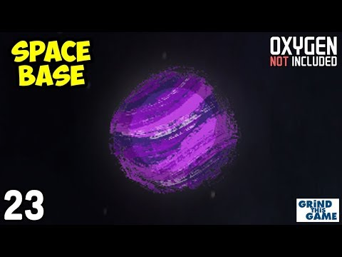 SPACE INDUSTRY BASE #23 - Farthest Planet Reached! - Oxygen Not Included [4k]