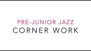 Jazz Corner Pre Junior