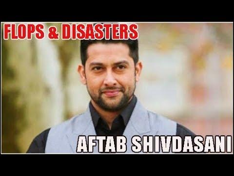 Aftab Shivdasani  Flop Films List : Biggest Bollywood Flops & Disasters 🎥 🎬