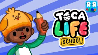 Toca Life: School - iOS / Android - Full Gameplay