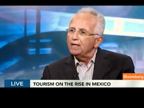"Mexico Tourism Growing at ""Very Rapid"" Pace By: Miguel Sedano"