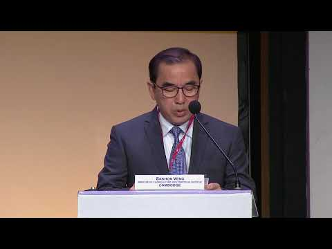 Sakhon VENG, Minister Of Agriculture, Forestry And Fisheries, Cambodia