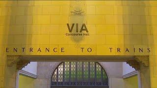 VIA Rail cancels all trains as rail blockades continue