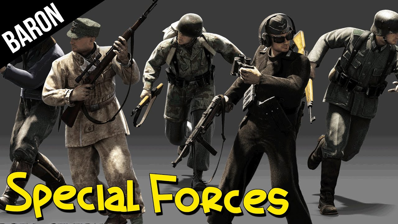 Japanese Generals German Special Forces Heroes And Generals Youtube