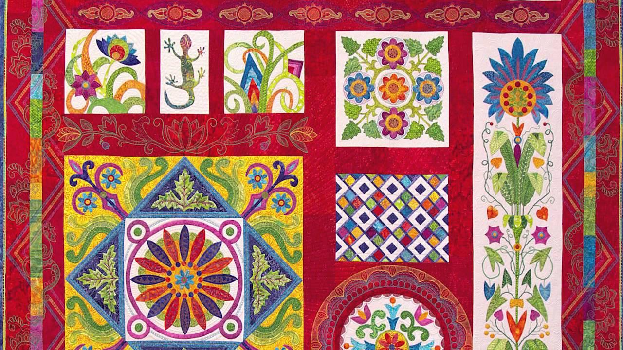Houston Quilt Festival 2012 - IQA Winners Karen Kay Buckley ... : karen quilt - Adamdwight.com