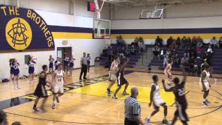 Christian Brothers Academy vs Corcoran (2/14/12)