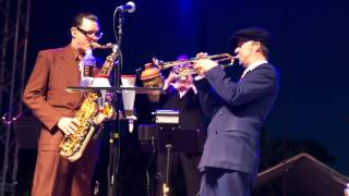 Big Bad Voodoo Daddy - You & Me & The Bottle Makes Three Tonight (Baby) - Riverfest 2013