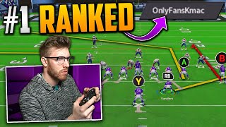 Playing the #1 Ranked Player in the World | Madden 21 Ultimate Team (Throne vs Kmac)