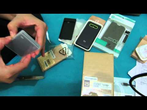 Unboxing Xiaomi MI2s BRASIL