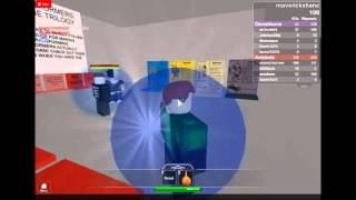 GLITCH ON TRANSFORMERS GAME IN ROBLOX