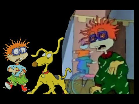 Rugrats Scariest Scenes Part Four Youtube