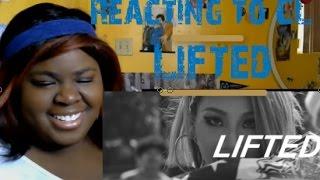 Gambar cover JazzKat reacting to CL LIFTED